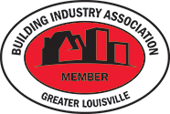 We are members of the Building Industry Association of Louisville (Formerly Home Builders Association of Louisville)